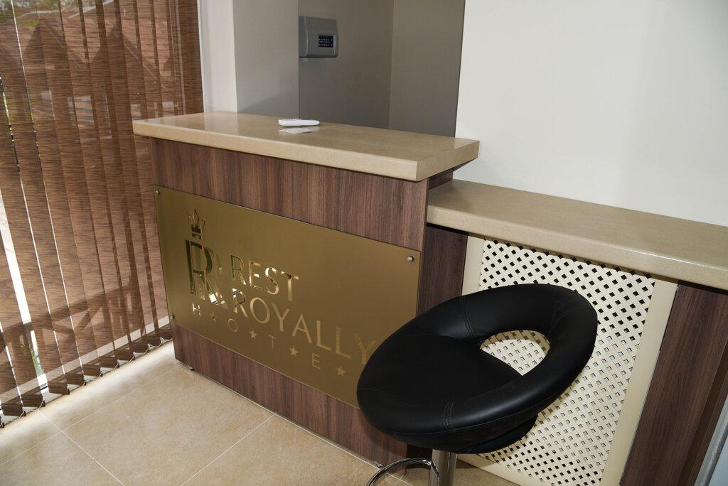 гостиница — Hotel Rest Royally — Саки, фото №6
