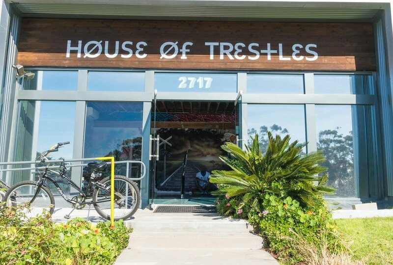 House of Trestles