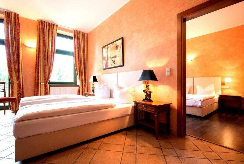 Bed & Breakfast Am Luisenplatz