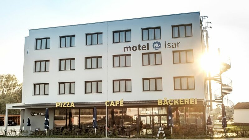Motel Isar 24h/7 Checkin