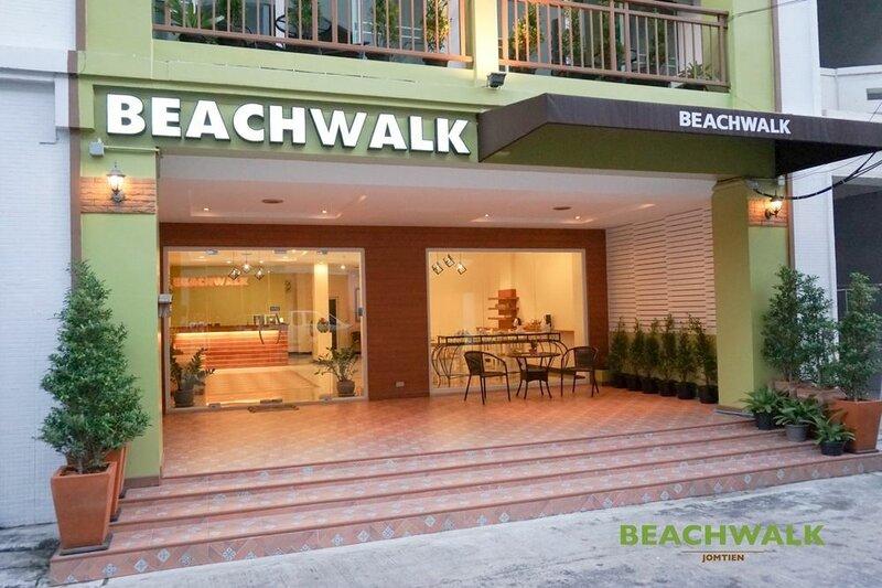 Beachwalk Jomtien