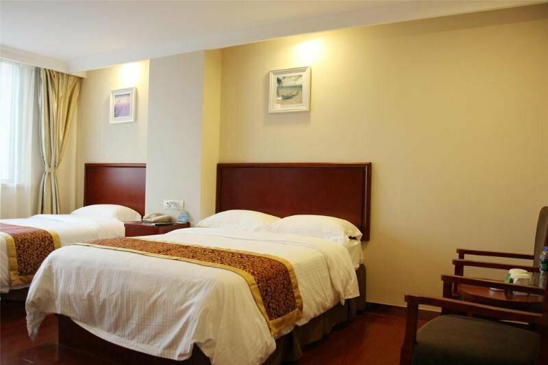 Greentree Inn Jiangsu Suzhou Xiangcheng Huolidao Isla
