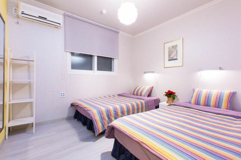 Oh! Blue Guesthouse - Hostel