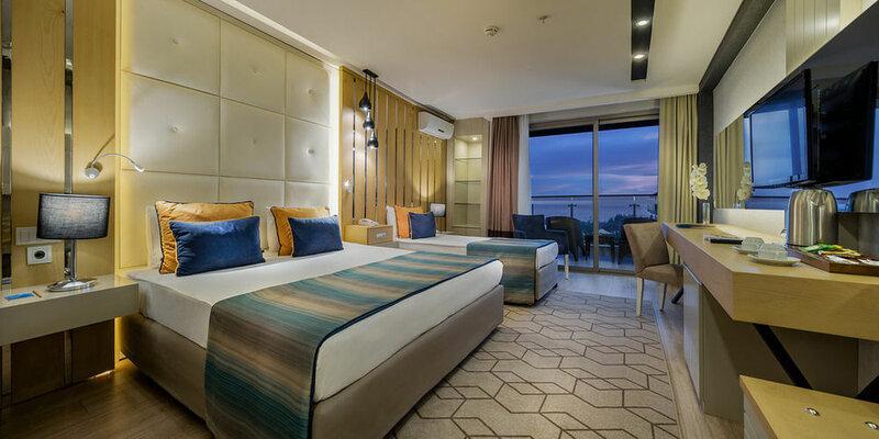 Selge Beach Resort & SPA - All Inclusive