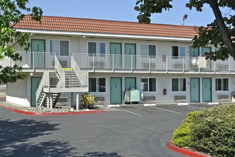 Americas Best Value Inn - North Highlands/Sacramento I80