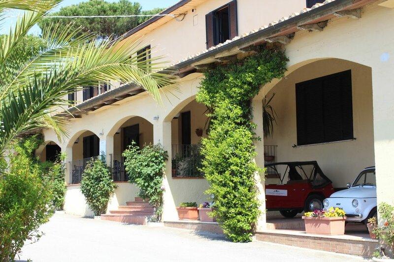 La Loggia Villa Gloria