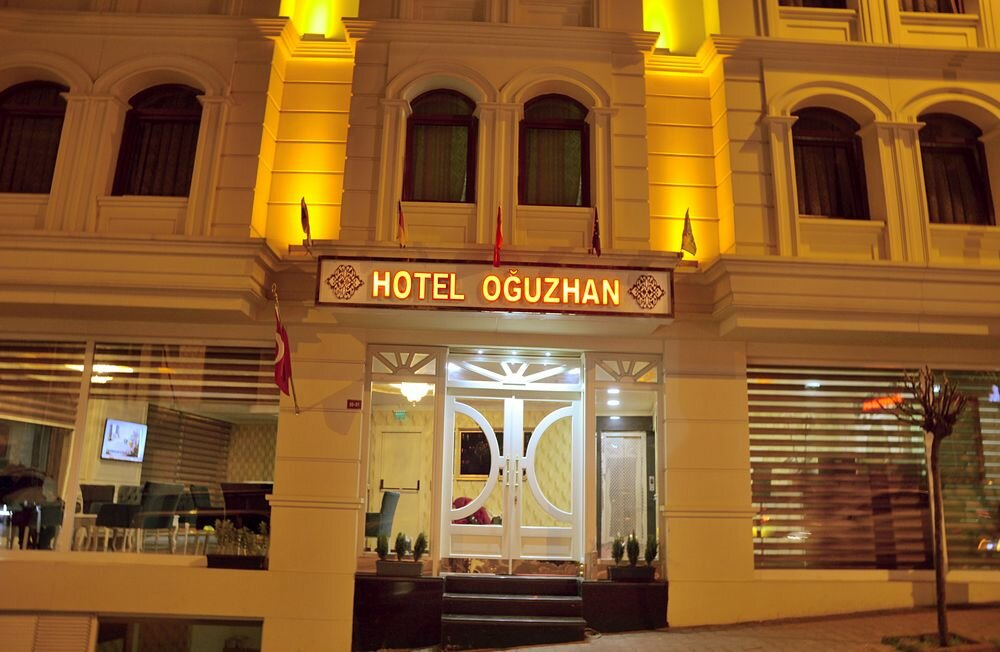 otel — Hotel Oğuzhan — Fatih, photo 1