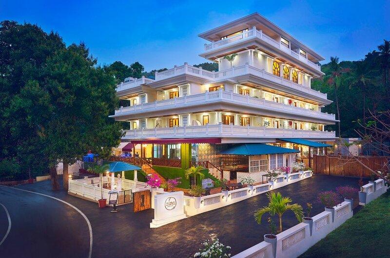 Ziva Suites - A Boutique Hotel