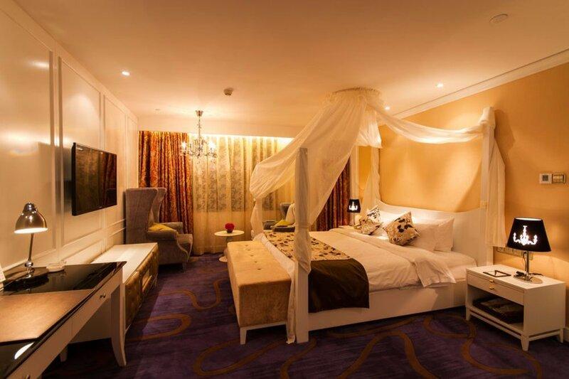 Fliport Garden Hotel Fuzhou