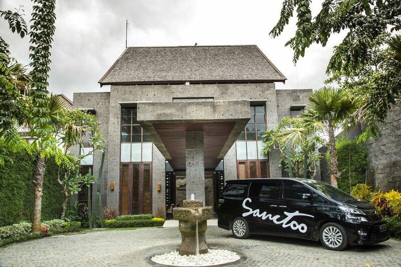 The Sanctoo Villa