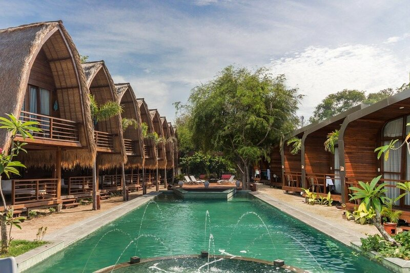 Mola2 Resort Gili Air Lombok - Dhm Resort