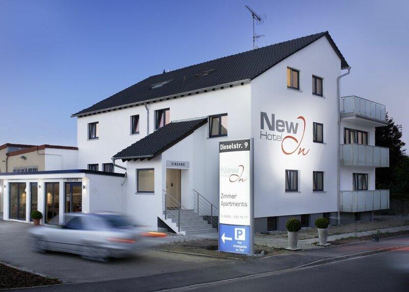 Hotel New In - Ingolstadt - Gaimersheim