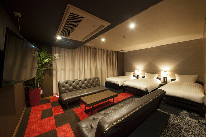 Centurion Cabin & SPA Ueno Park - Caters to Women