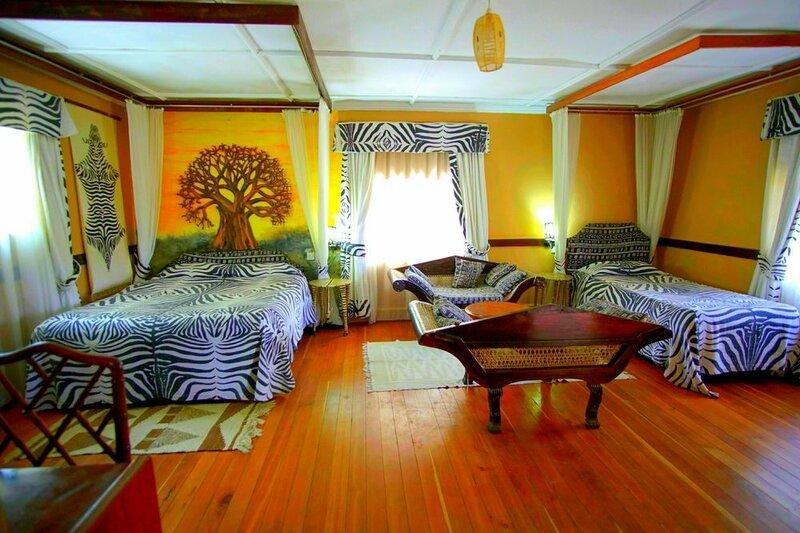 Lake Nakuru Lodge - All Inclusive