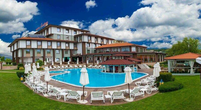 Ezeretz SPA Hotel