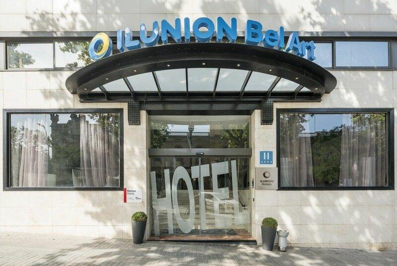 Отель Ilunion Bel-Art