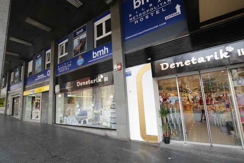 Bilbao Metropolitan Hostel by Bossh Hotels