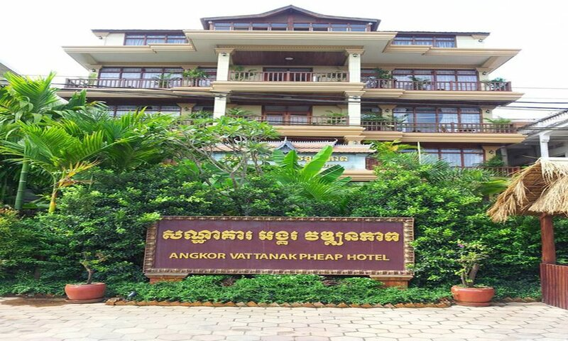 Angkor Vattanak Pheap Hotel