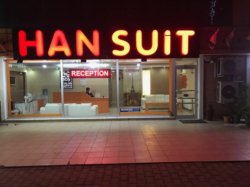 Tüyap Han Suite