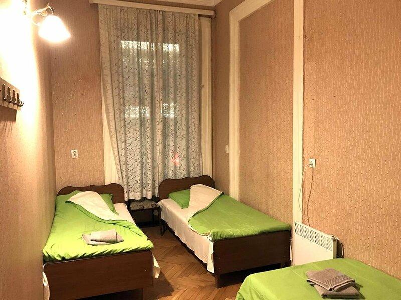 Green Yard Hostel