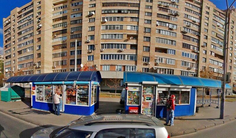Апартаменты Vintage Shevchenkivs'kyi District Kiev