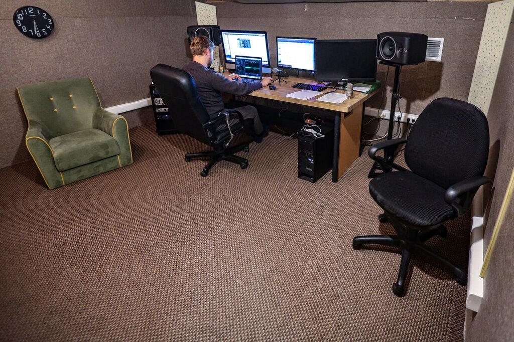 студия звукозаписи — Audio-production.ru — Москва, фото №1