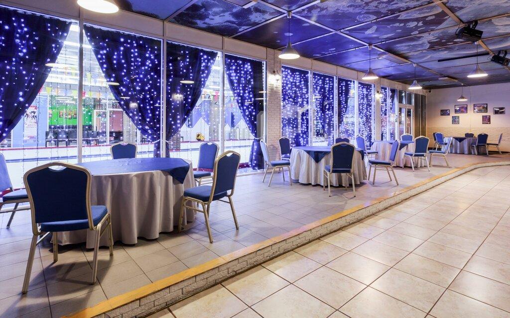 restaurant — Restaurant and curling club Ice Planet — Москва, фото №9