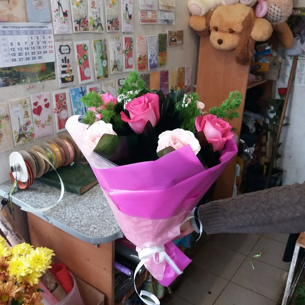 Доставка подарков цветов донецк 2017 год