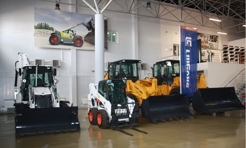 сельскохозяйственная техника — Автотехимпорт — Нижний Новгород, фото №2