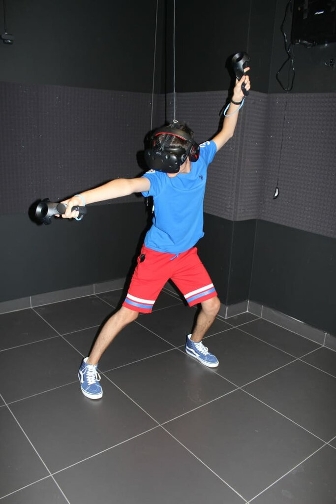 клуб виртуальной реальности — Виртуальная реальность Гравити 17 — Москва, фото №8