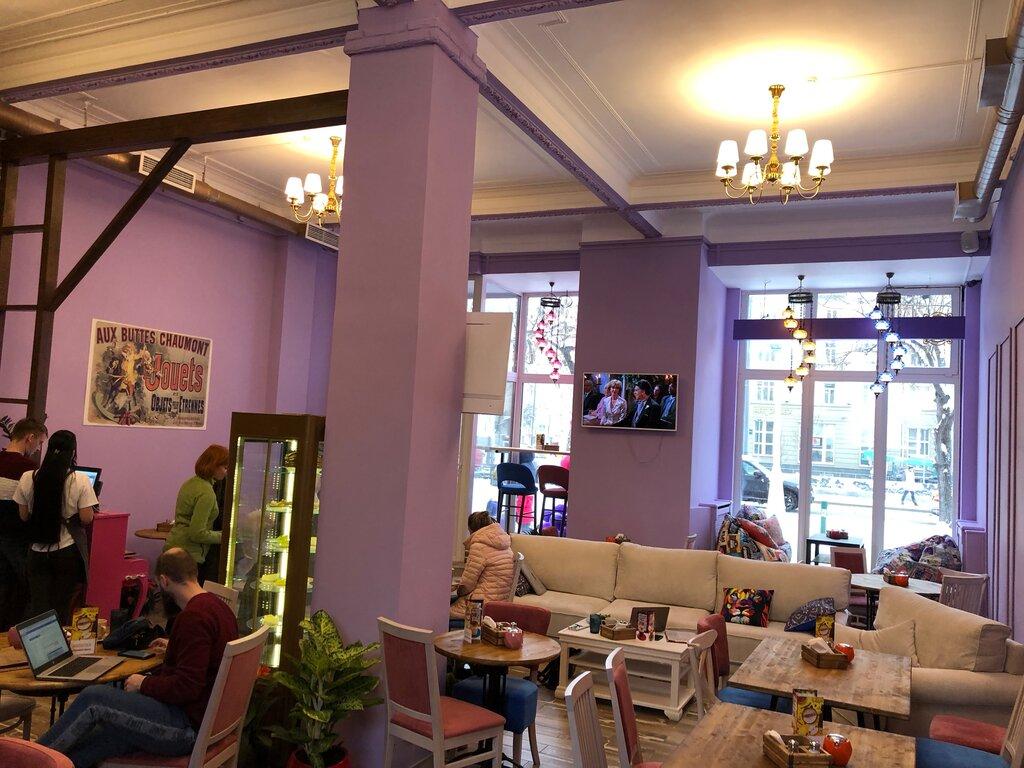 кафе — Френдс в гостях у Моники Coffee and Kitchen — Москва, фото №10