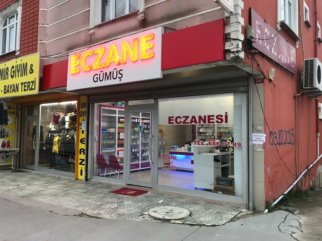 eczaneler — Gümüş Eczanesi — Arnavutköy, photo 1