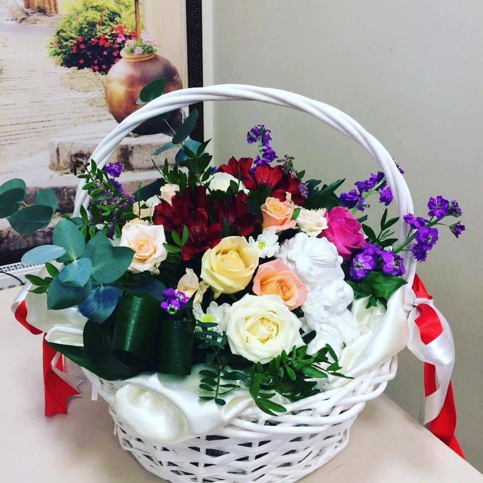 Цветы, купить цветы в апрелевке круглосуточно