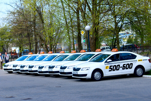 Такси Европа - фотография №2