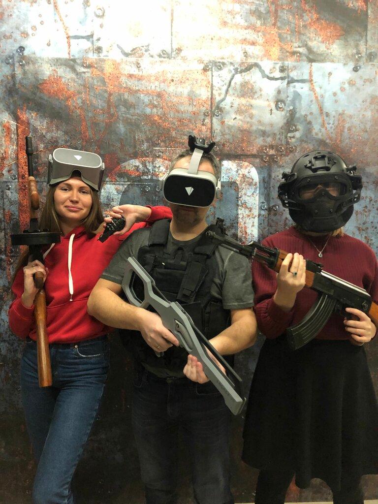 клуб виртуальной реальности — Engage Vr — Москва, фото №4