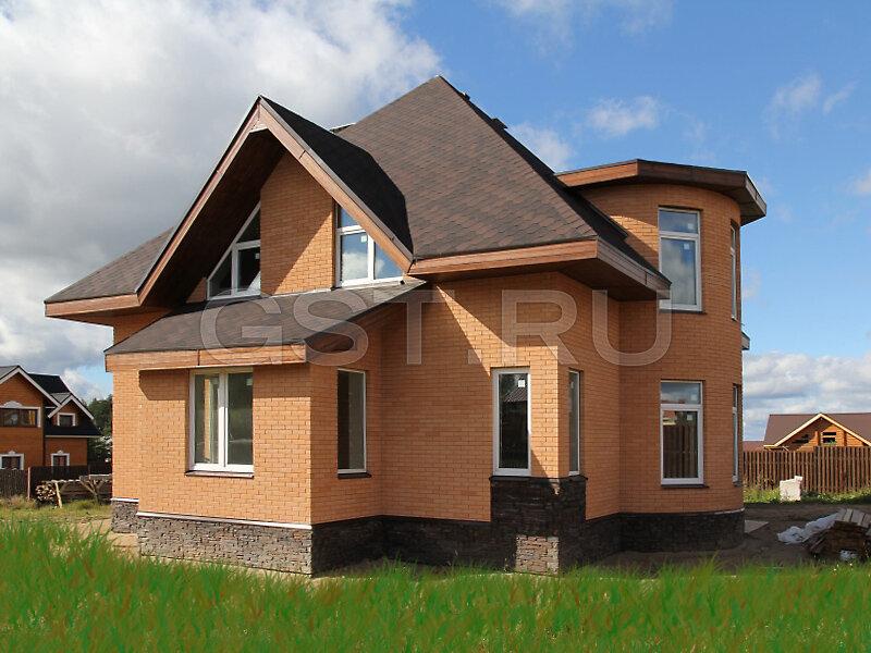 строительство дачных домов и коттеджей — Генстрой — Санкт-Петербург, фото №2
