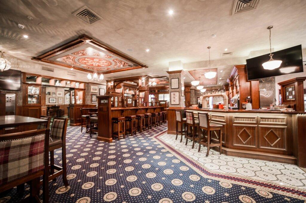 бар, паб — Ирландский паб Дублинец — Москва, фото №1
