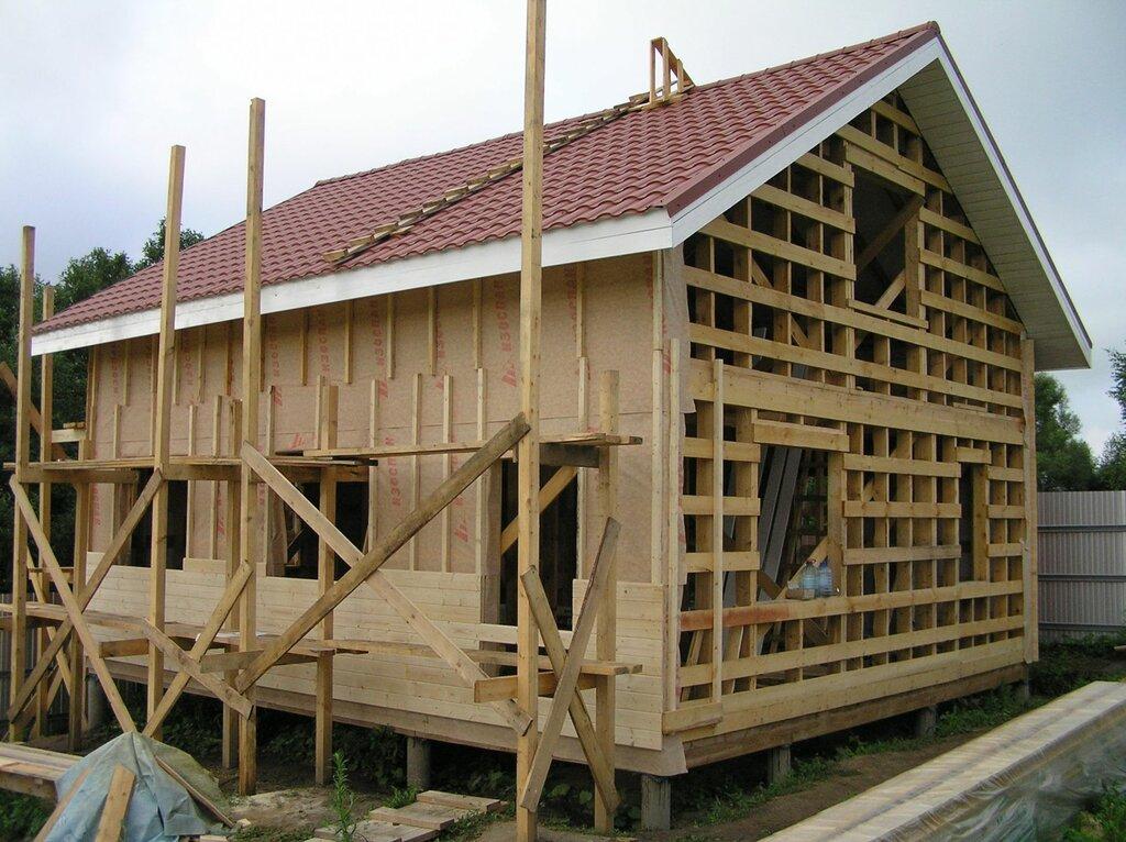 поэтапное строительство дачного дома фото замечали подобный