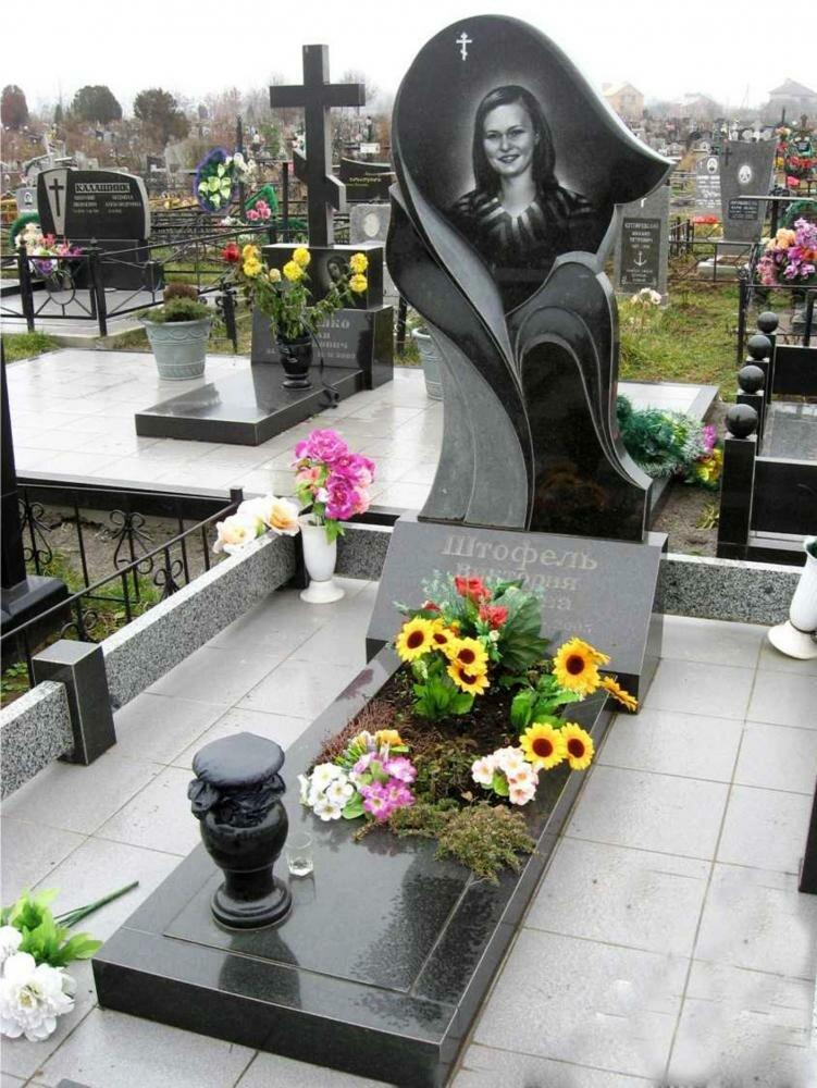 основе причудливых красивые надгробные памятники фото плита лепешки при