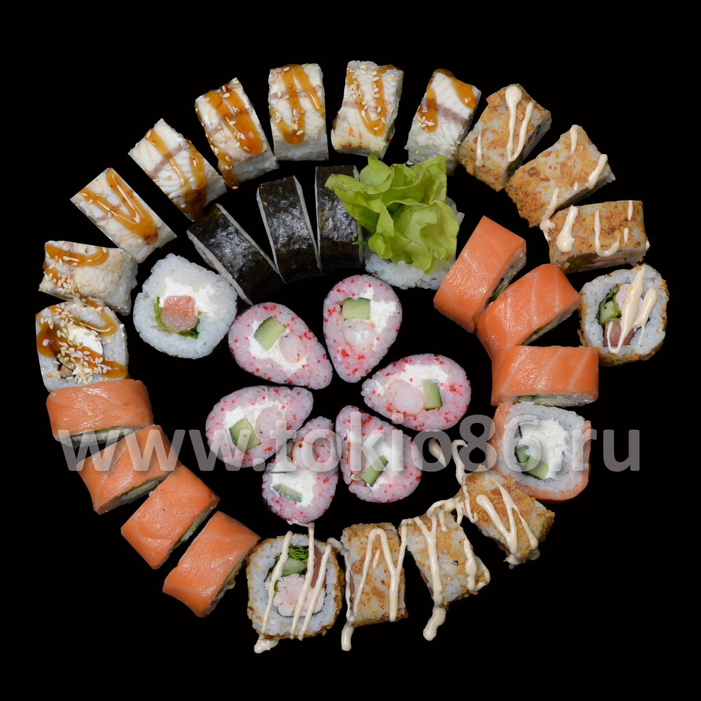 доставка еды и обедов — Токио — Югорск, фото №5