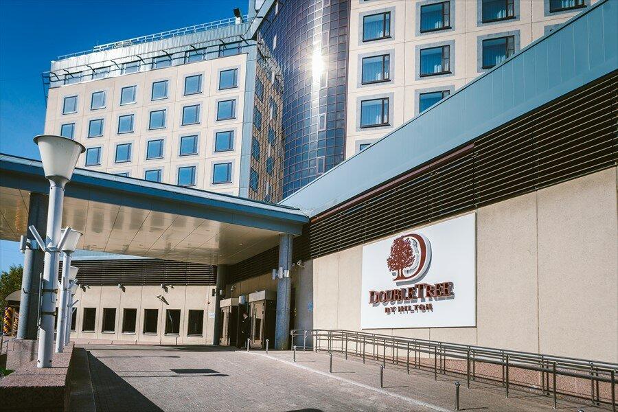 гостиница — DoubleTree by Hilton Hotel Tyumen — Тюмень, фото №2