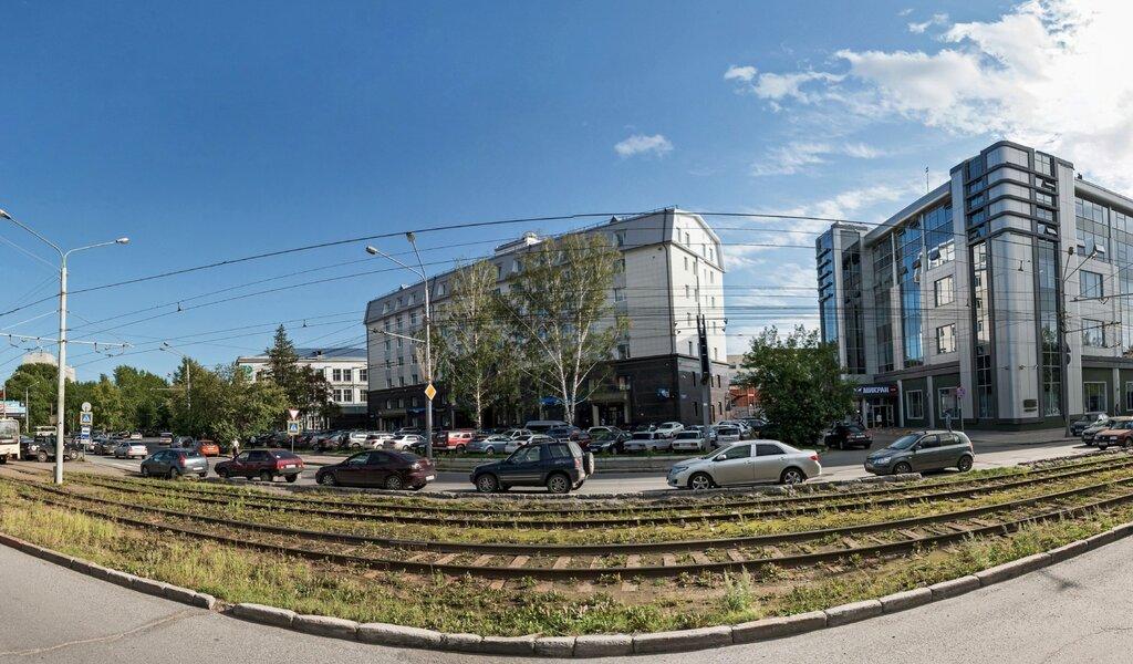 Панорама нефтегазовая компания — Норд Империал — Томск, фото №1