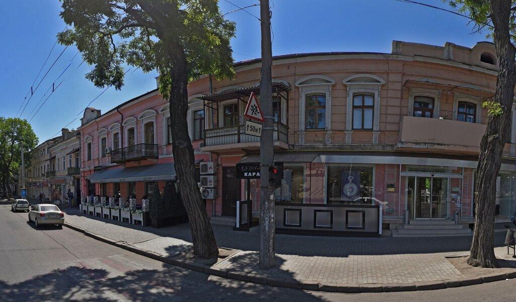 Панорама ресторан — Кафе Light Сafe — Одесса, фото №1