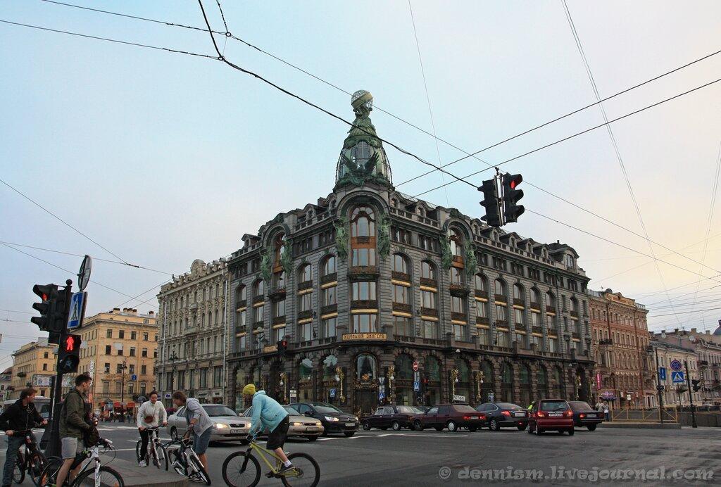 бизнес-центр — Бизнес-центр Дом Зингера — Санкт-Петербург, фото №5