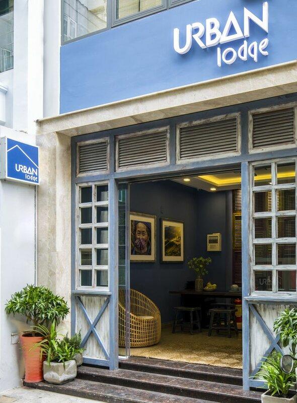 Urban Lodge Hotel - Hostel