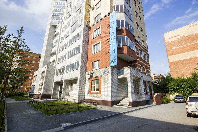 7 этажей by 3452 Hotels