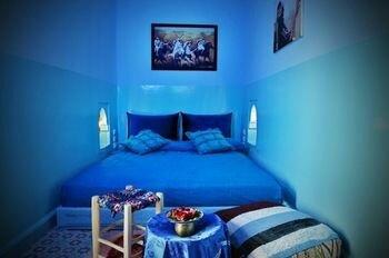 Riad Bleu Topaze