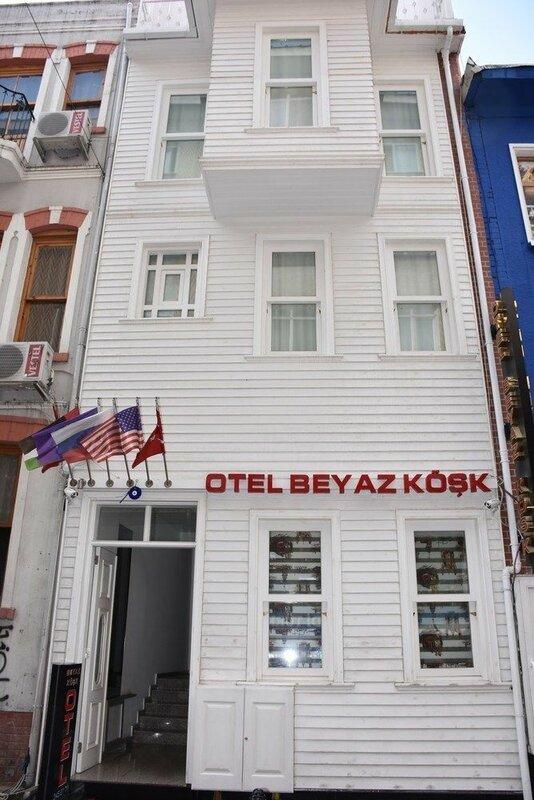Beyazköşk Otel