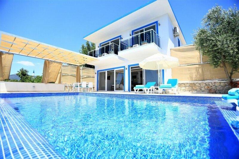Kal1560 Villa Dilara 1 Bedroom