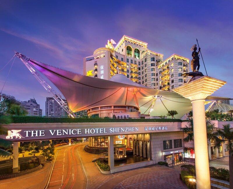 The Venice Hotel Shenzhen